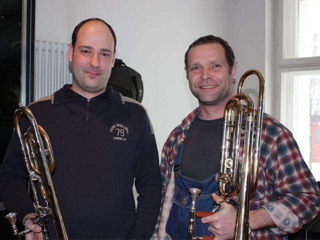 Brandenburgisches Staatsorchester - Posaunengruppe
