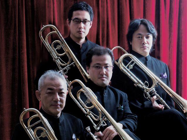 Hybrid Trombone Quartett