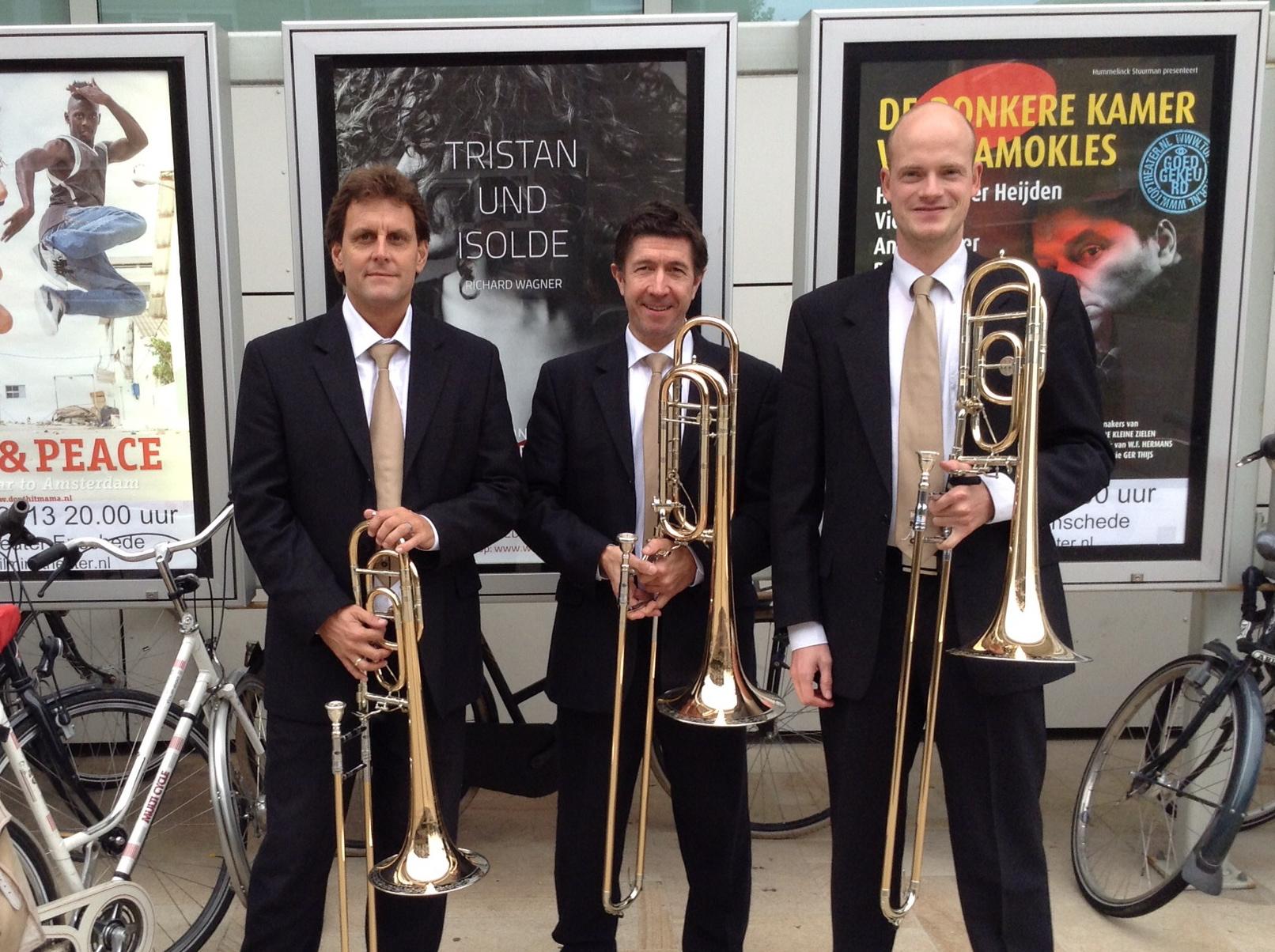 Noord Nederlands Orkest - Posaunengruppe
